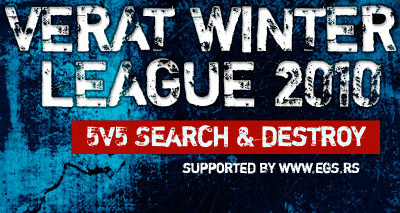 Verat Winter League 2010 logo