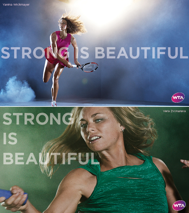 WTA kampanja - Strong is beautiful - 2. deo 1