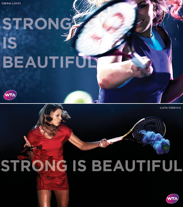 WTA kampanja - Strong is beautiful - 2. deo 2
