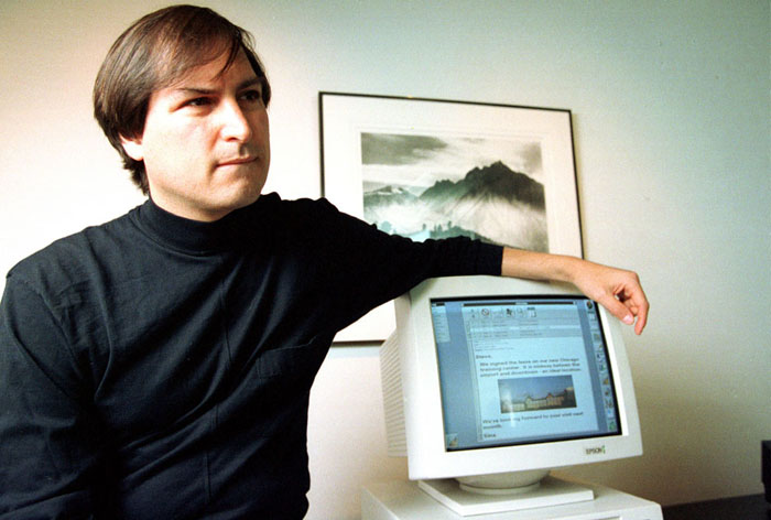 Steve Jobs osnivač Apple-a 1955-2011 4