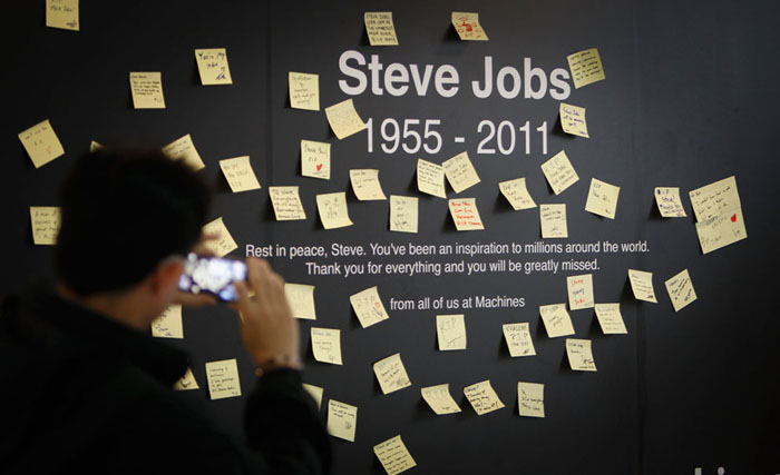 Steve Jobs osnivač Apple-a 1955-2011 13