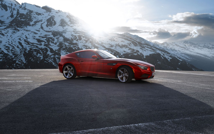 BMW Zagato coupe 14