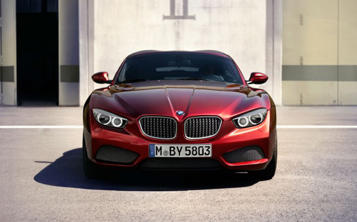 BMW Zagato coupe 15