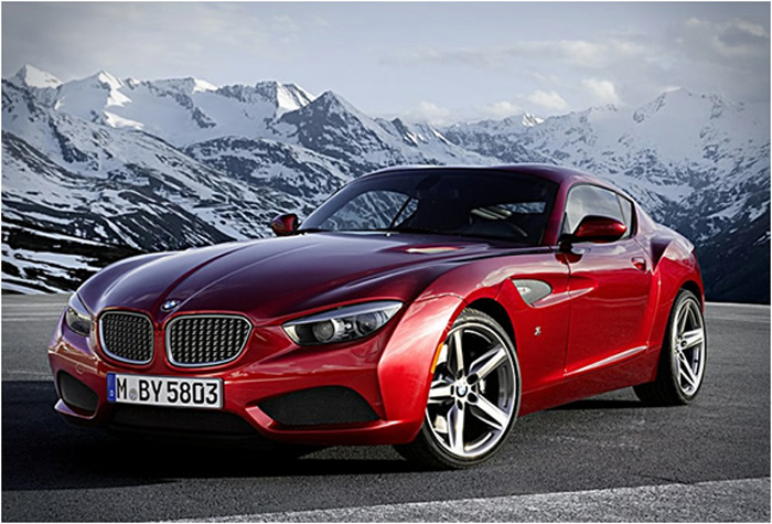 BMW Zagato coupe 16