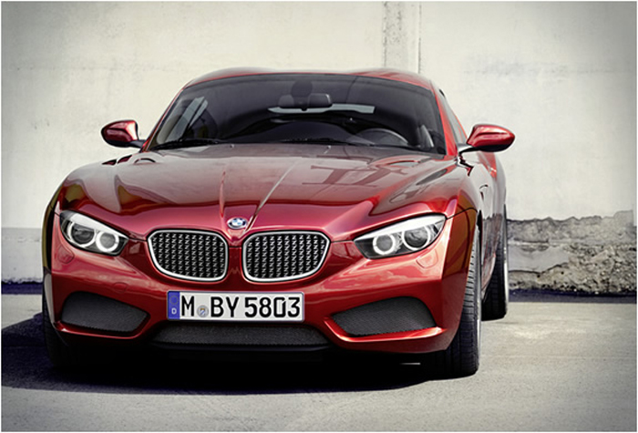 BMW Zagato coupe 18