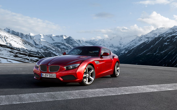BMW Zagato coupe 2